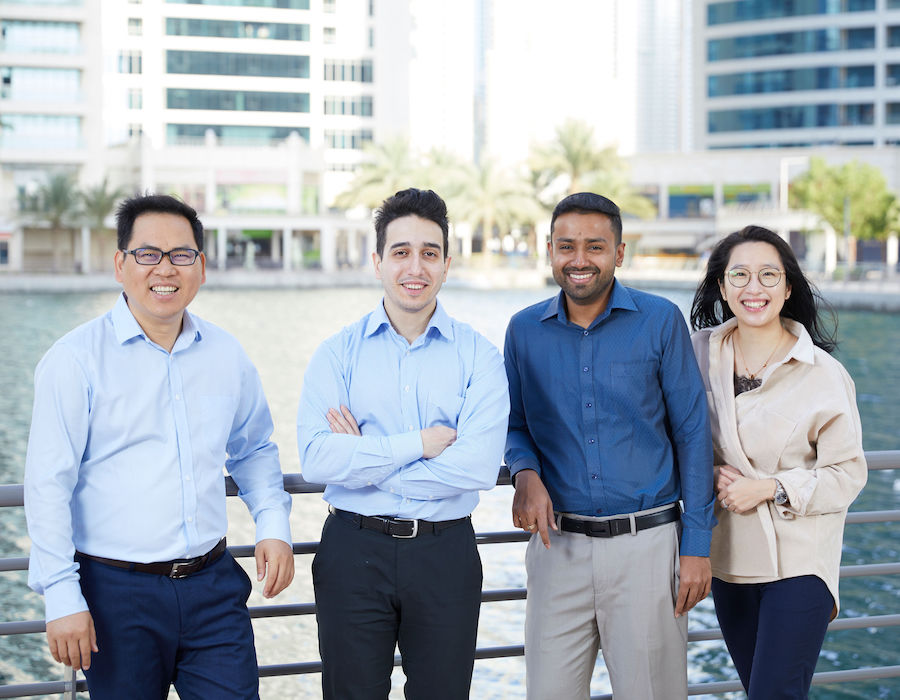 Four new Bunker Traders join Dan-Bunkering in Dubai