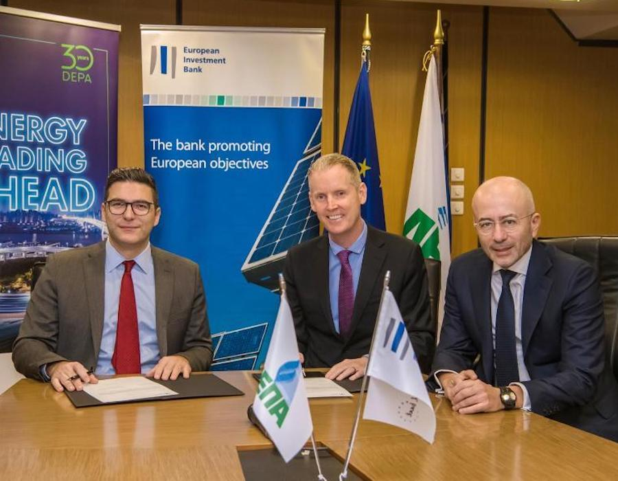 Greece: EUR 20 million finance agreement signed for construction of new LNG bunker vessel