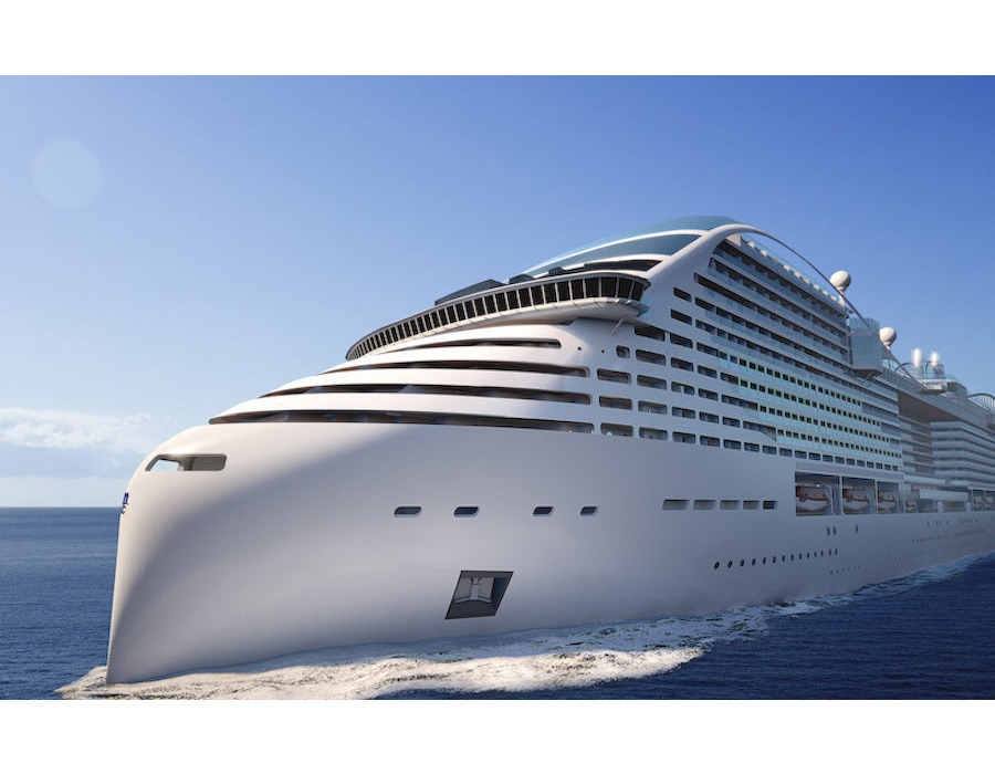 Wärtsilä to equip Chantiers de l'Atlantique built cruise ships to run on LNG
