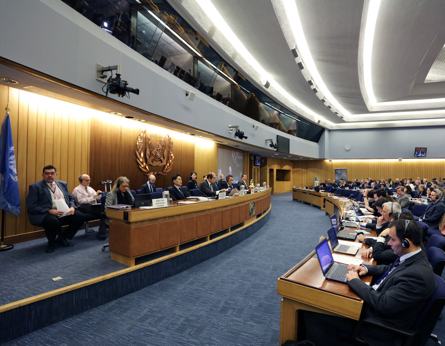 IMO meeting sets out workplan to harmonise approach to EGCS discharges