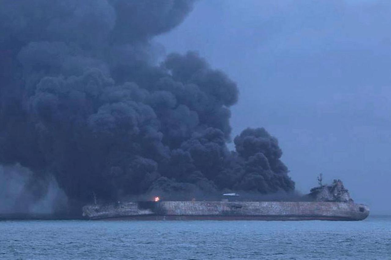 Update: Explosion on stricken NITC oil tanker