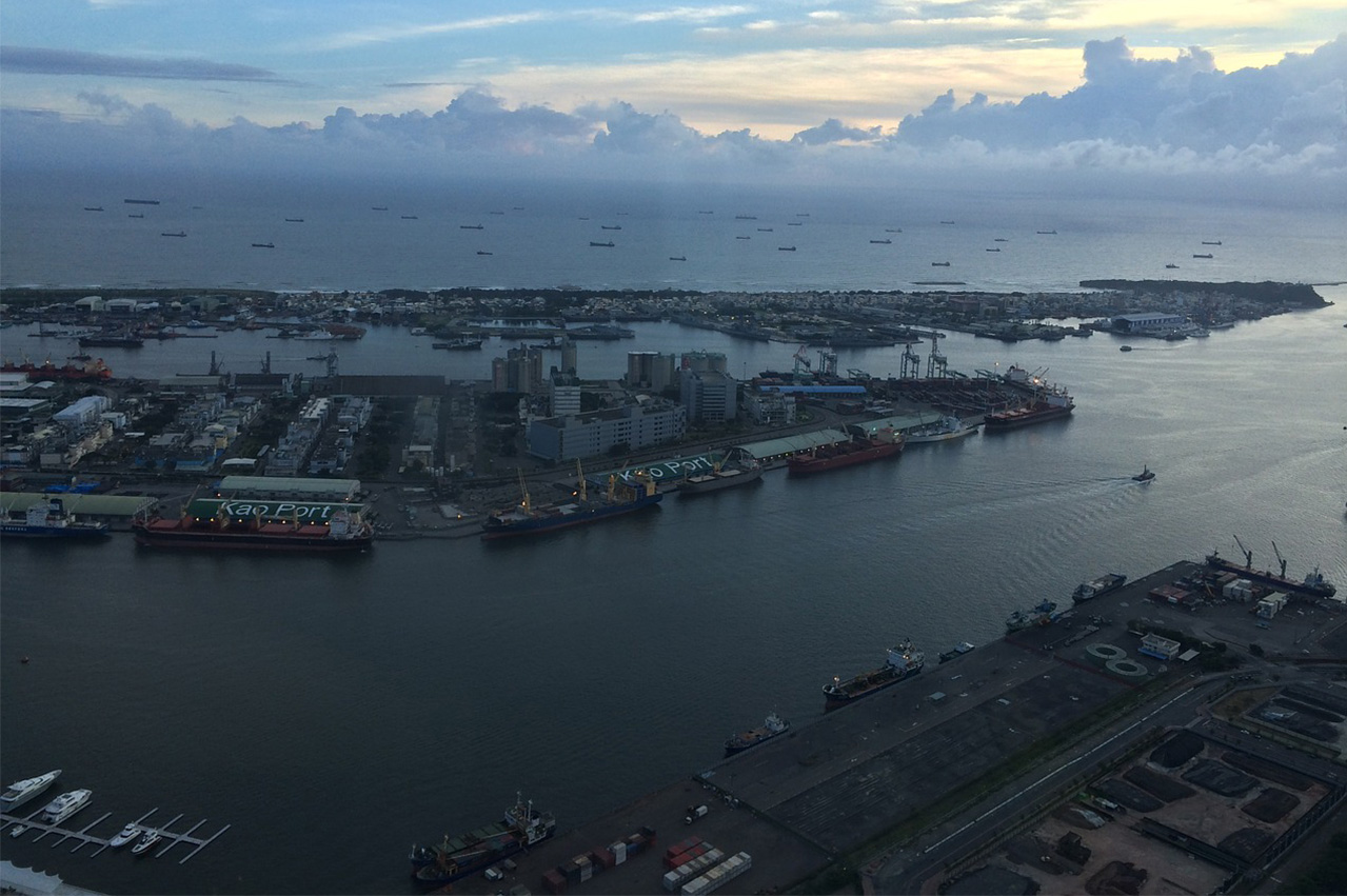 Taiwan offering incentives to 'green' vessel operations