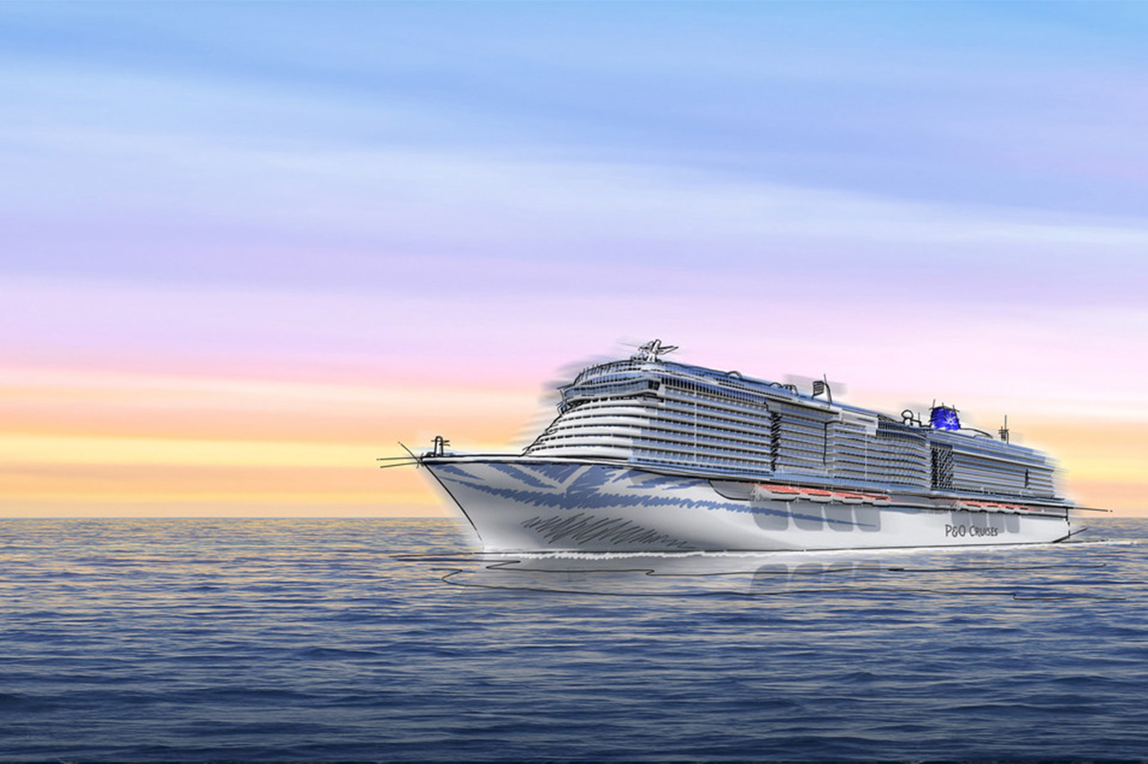 Carnival announces another LNG-fuelled cruise newbuild