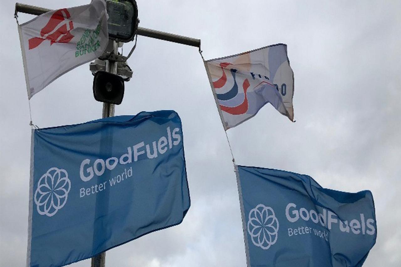 Biofuel bunkers make headway into Netherlands