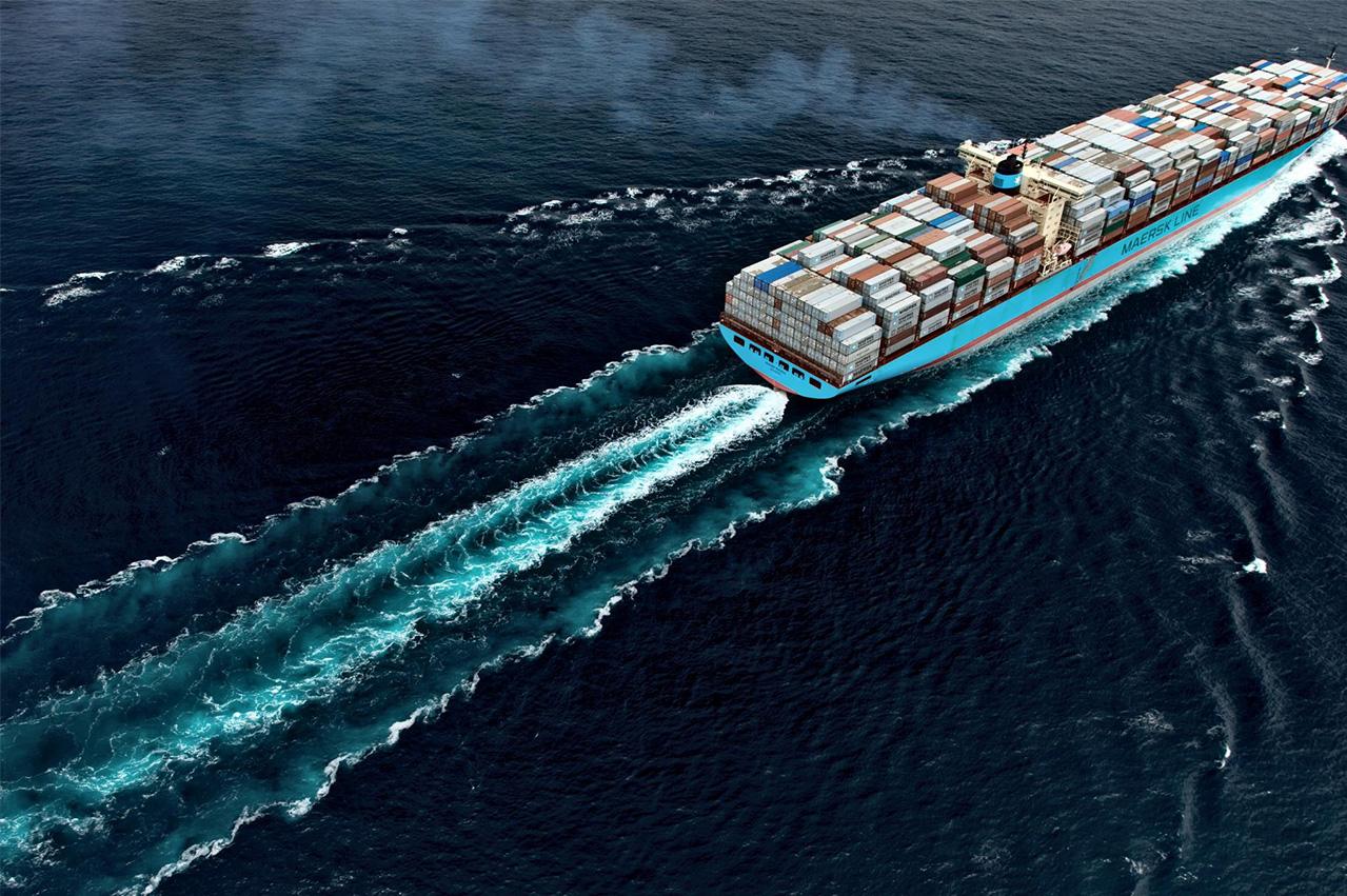 Maersk line report outlines bunker, emissions strategy
