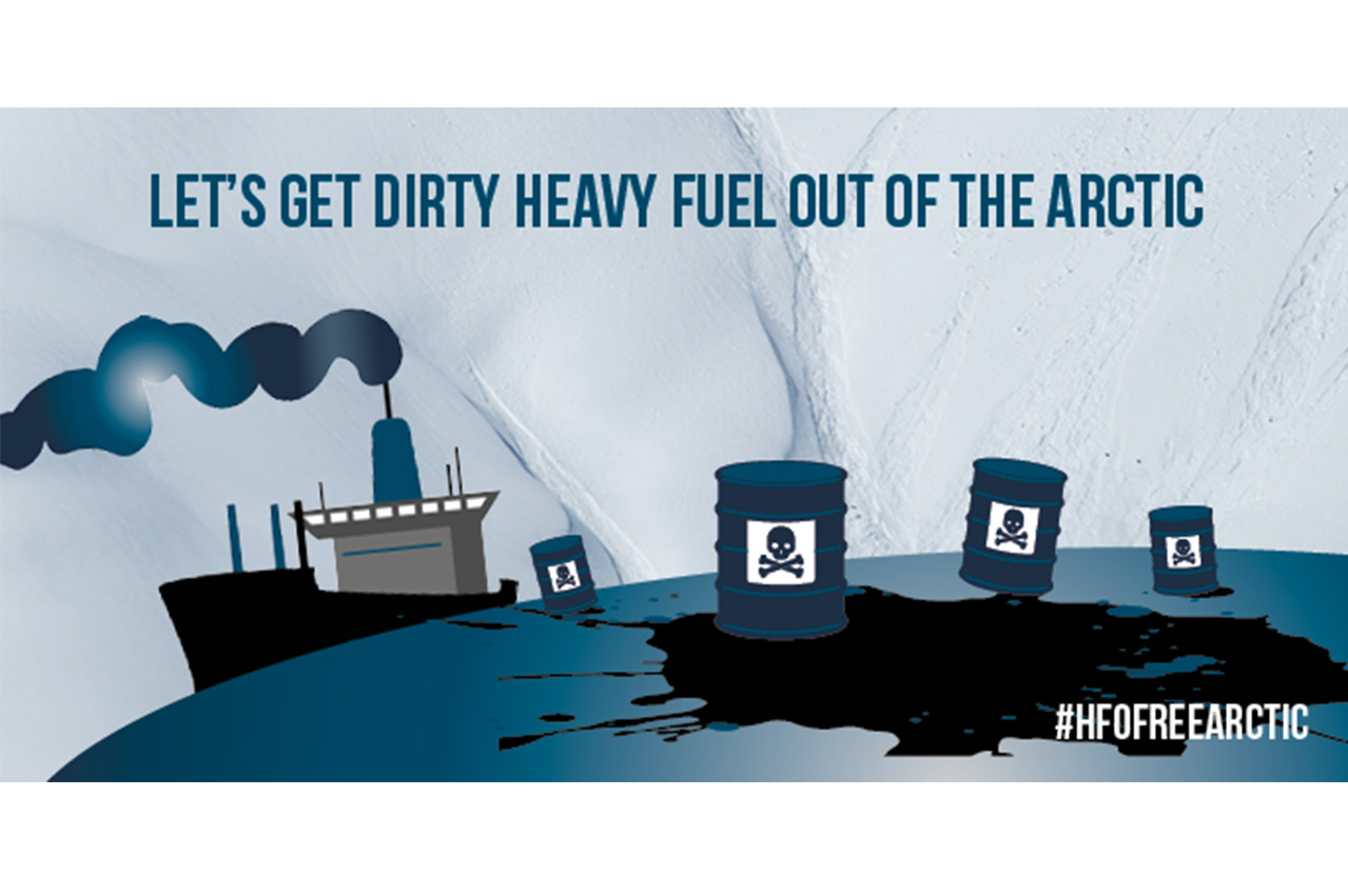 MEPC72: Heavy fuel oil consumption at Arctic to be banned