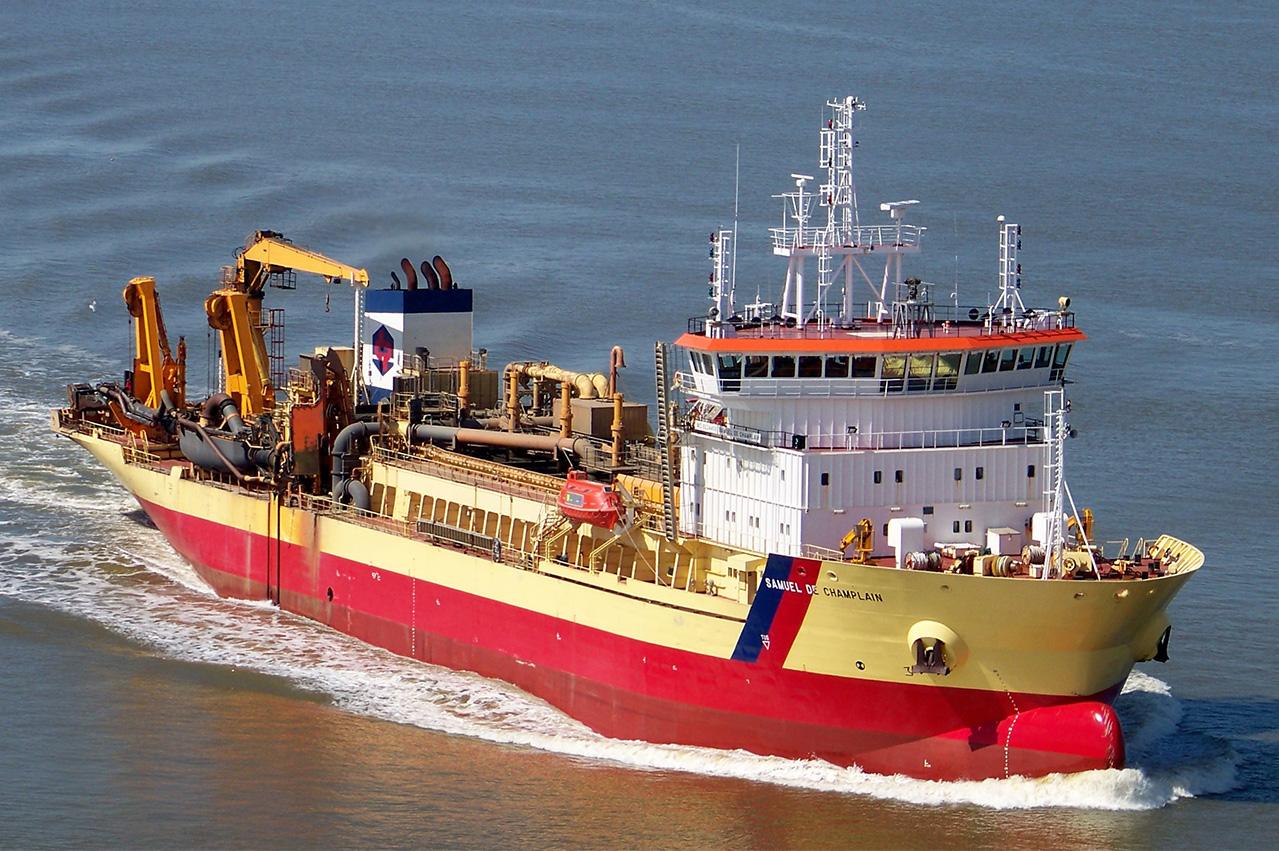 TSHD conversion to LNG power one step closer