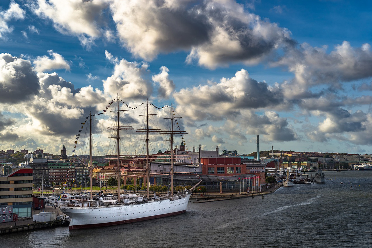 OECD showcases Sweden for shipping decarbonisation efforts