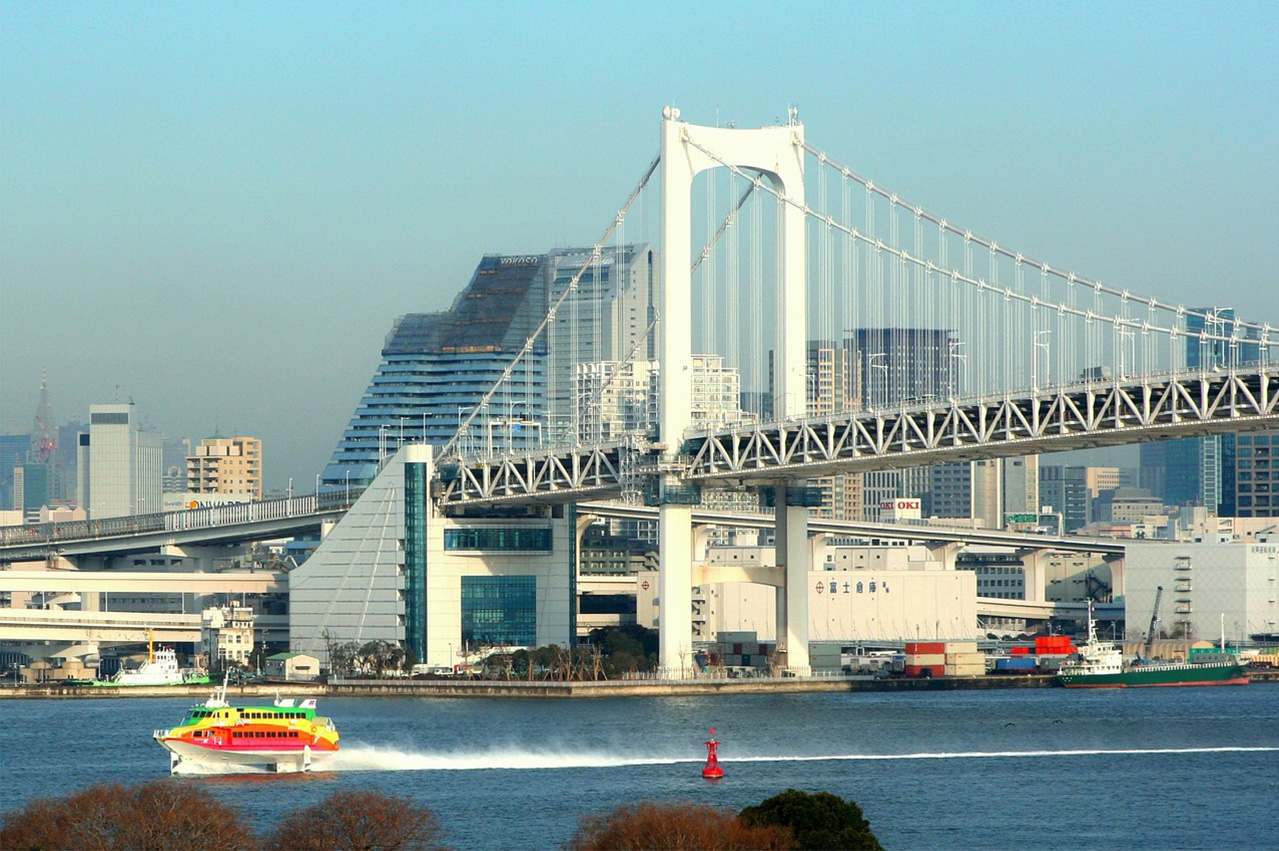 Japanese trio explores LNG bunkering at Tokyo Bay