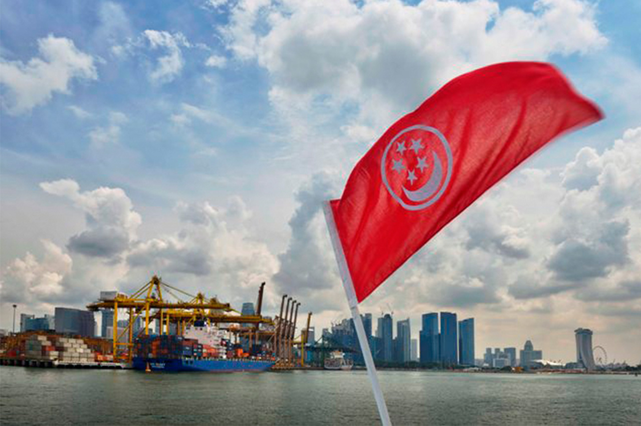 Singapore: MPA issues circular on IMO DCS