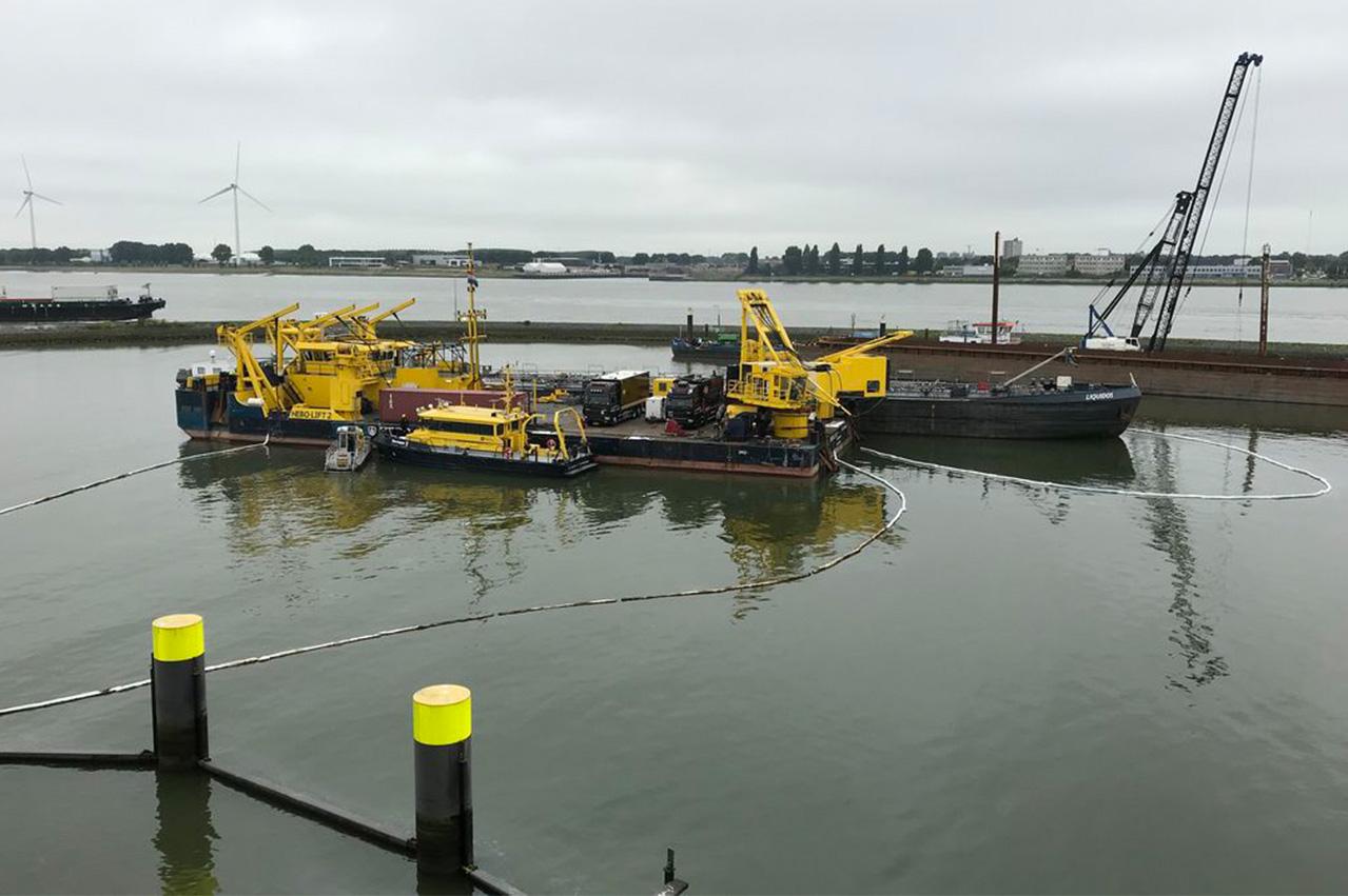 UPDATE 3: Rotterdam bunker spill incident