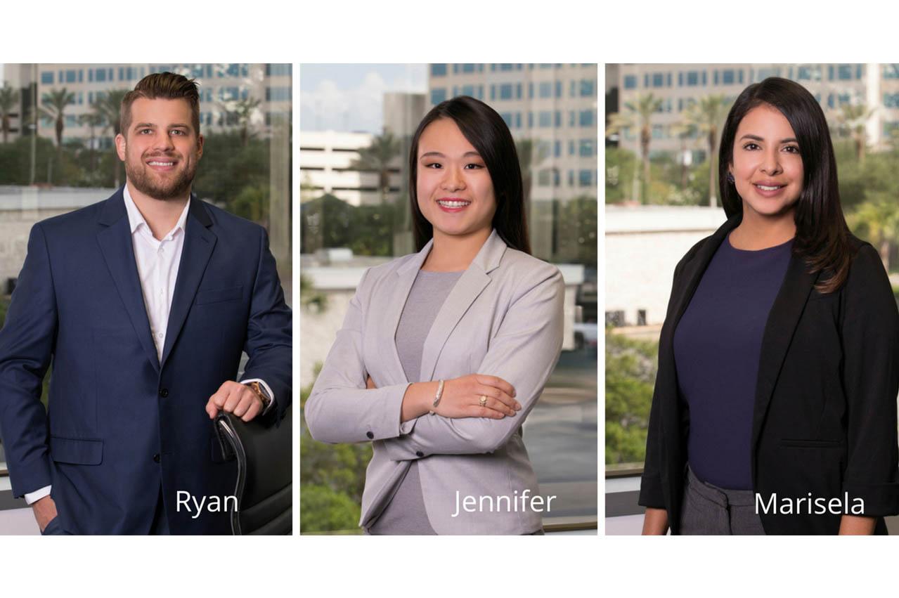 Dan-Bunkering Houston welcomes three new employees