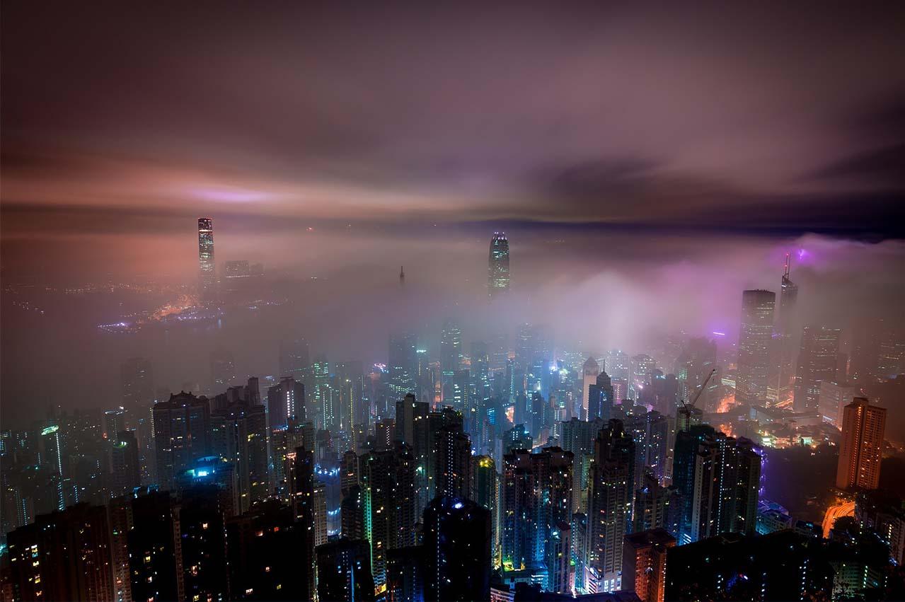 Hong Kong mulls stricter maritime air emissions regulation