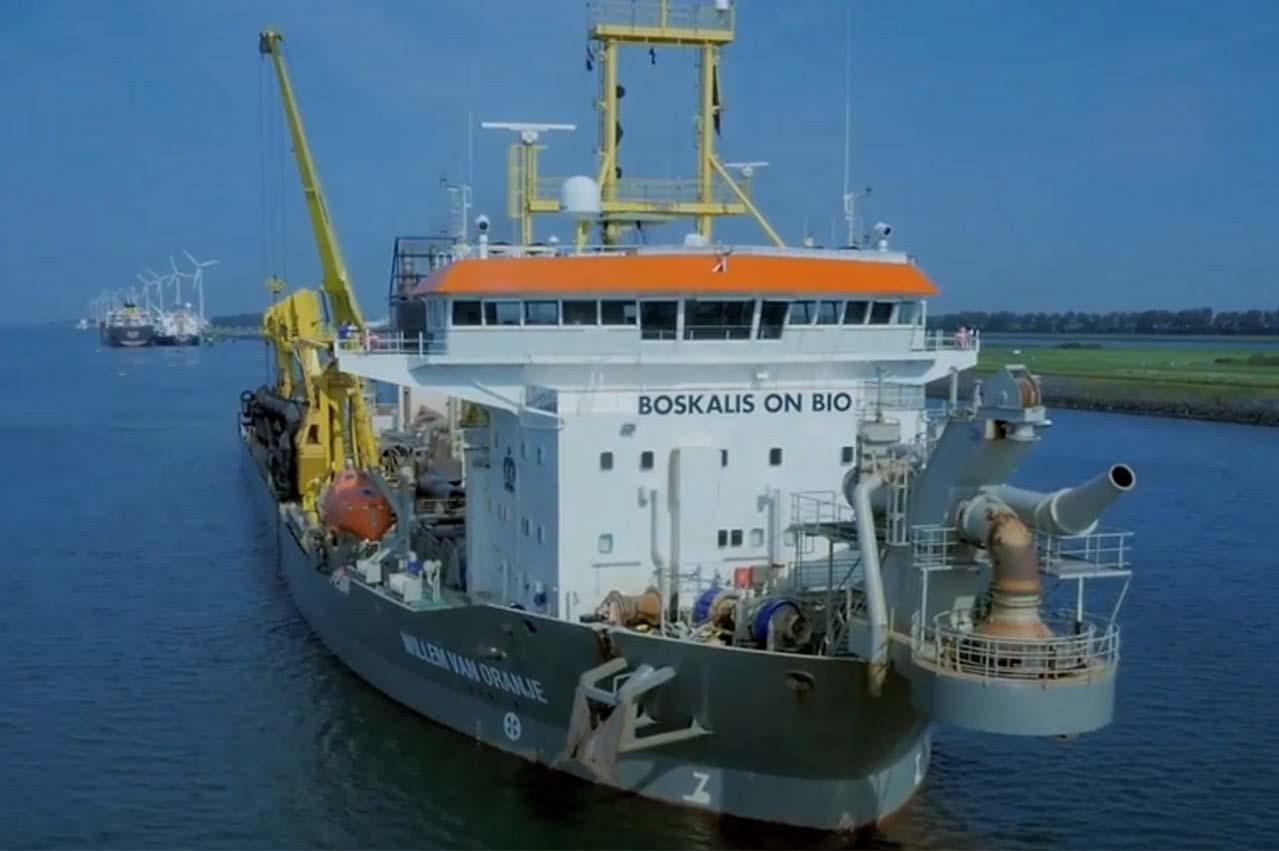 Boskalis Nederland and GoodFuels further biofuel bunker partnership