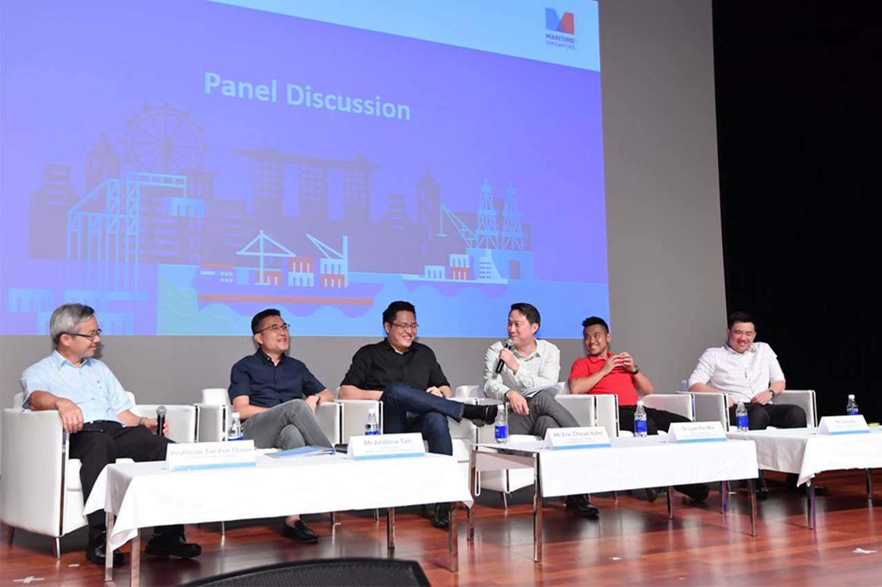 Singapore Maritime Dialogue: 'Challenging and yet exciting times' for the industry