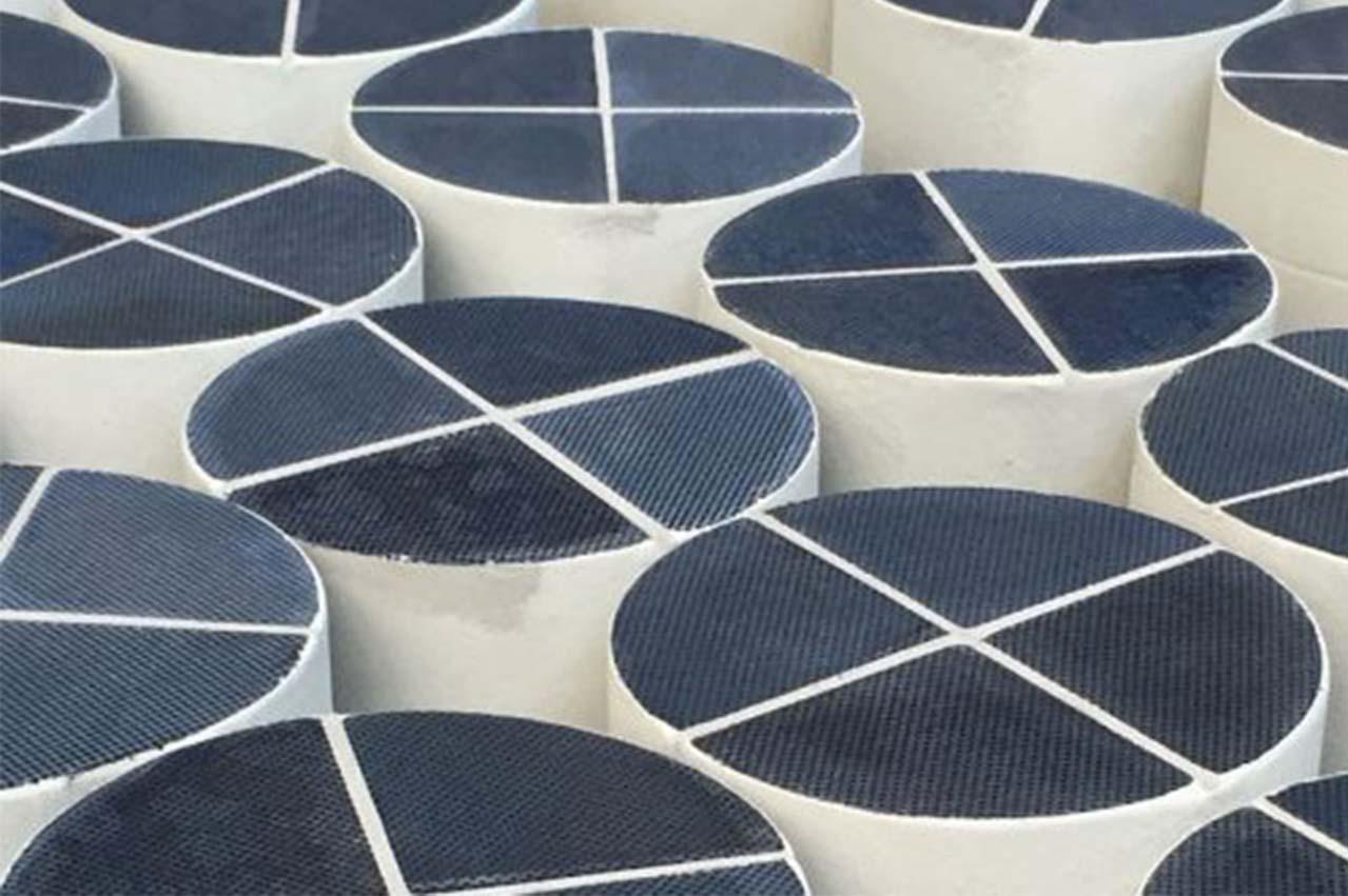 Scrubber to use silicon carbide membrane filter technology