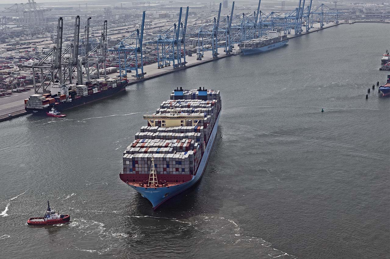 Vopak will cater to 20% of Maersk's global LSFO demand