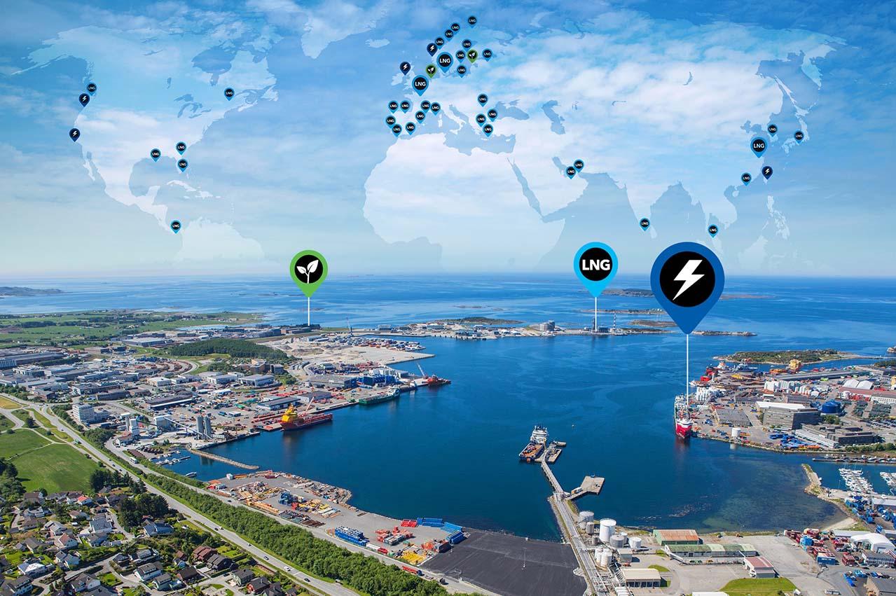 DNV GL introduces Alternative Fuels Insight (AFI) platform