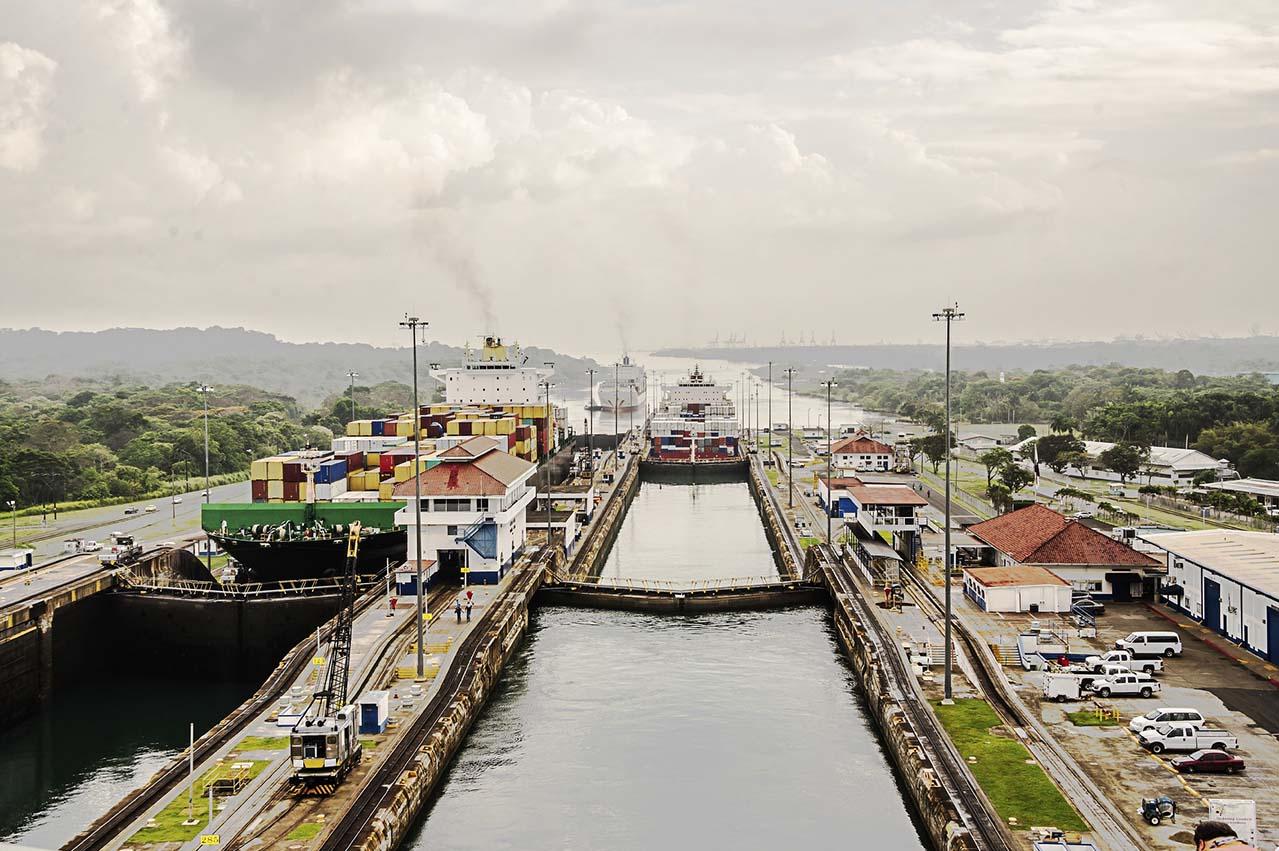 Panama's July bunker sales volume rose 6.9%