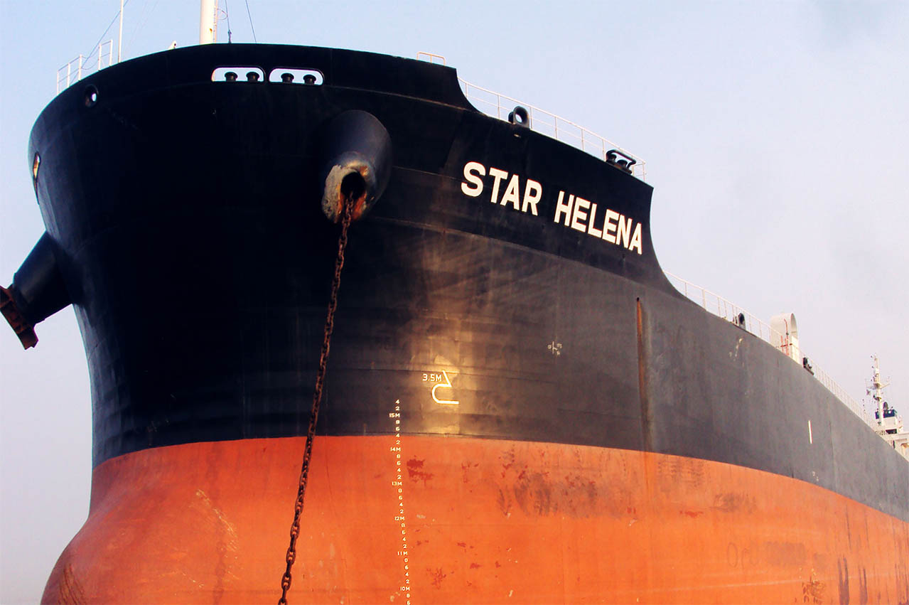 Greece's Star Bulk Carriers Corp. to equip entire fleet with scrubbers