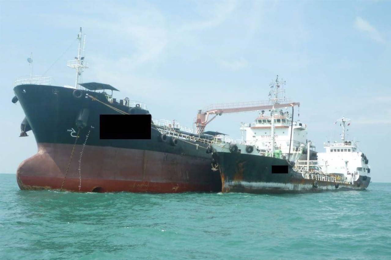 Malaysia: MMEA arrests two tankers in alleged illegal fuel oil transfer