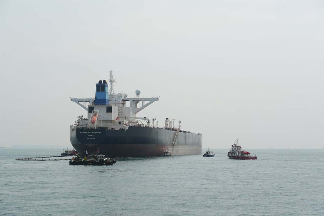 SIBCON: Singapore bunkering event closes with joint oil spill exercise