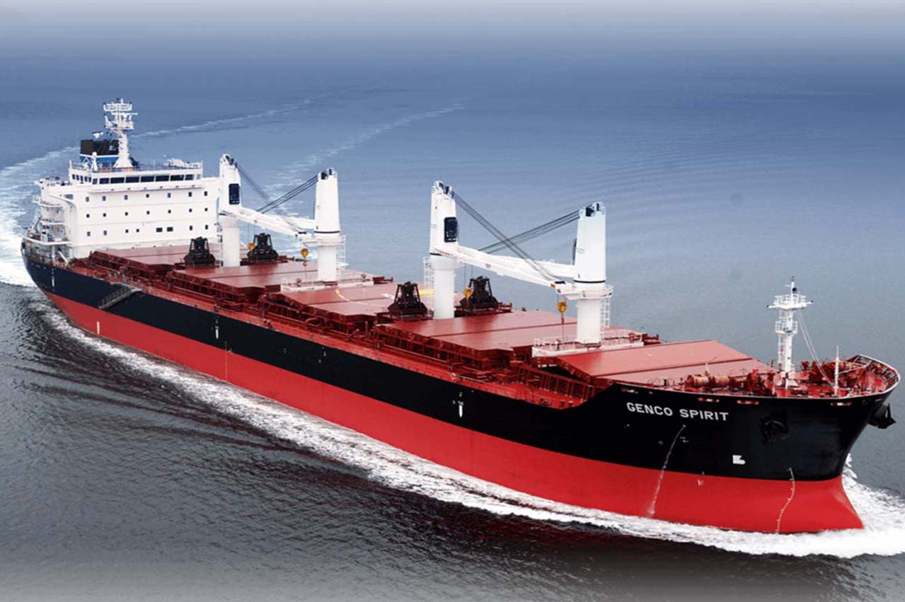 IMO 2020: Genco plans scrubber installation on 17 Capesize vessels
