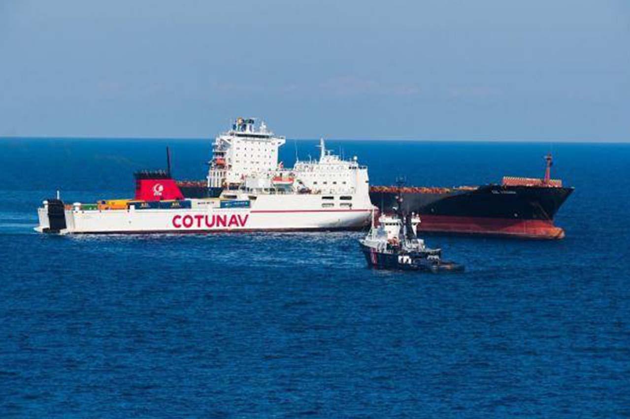 CLS Virginia/Ulysses collision: EMSA reinforces Franco-Italian team