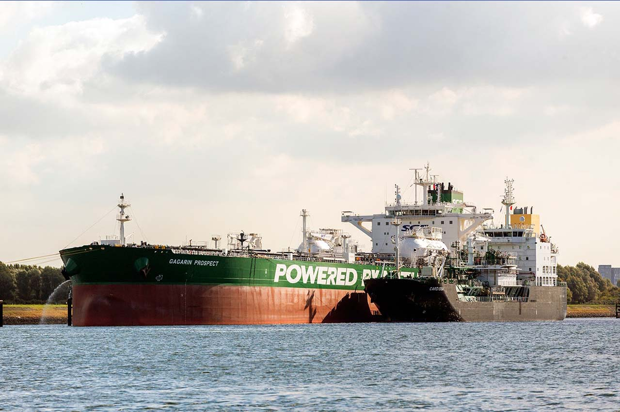 SCF's LNG-fuelled tanker used 'non-standard engineering solutions'