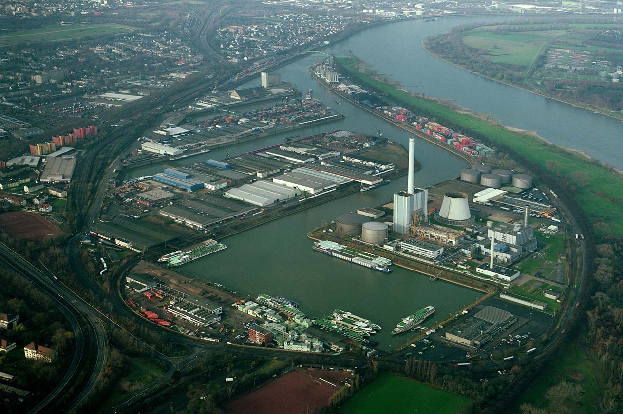 PitPoint.LNG to build LNG bunkering station at Port of Cologne