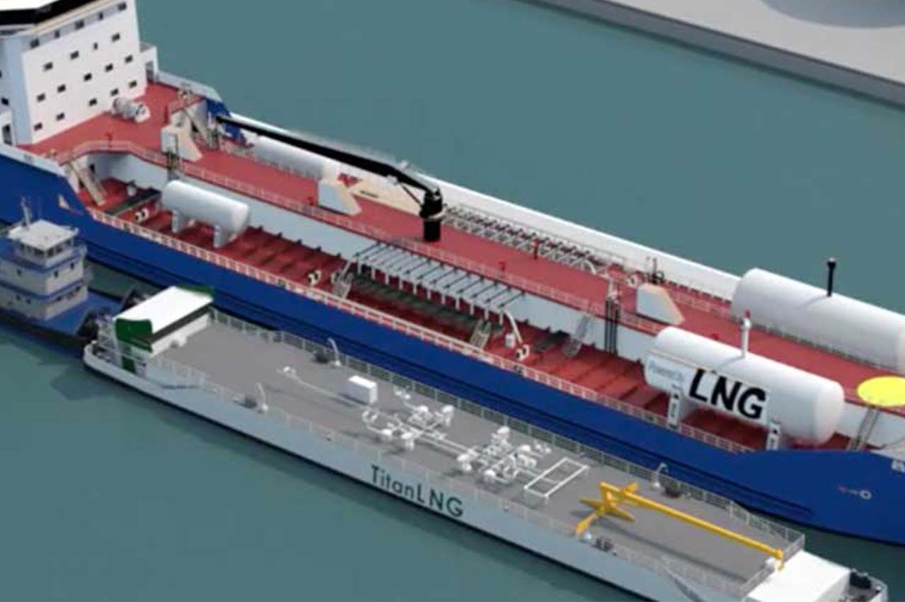 Titan LNG introduces in-house 'Marine LNG Assessment Tool'