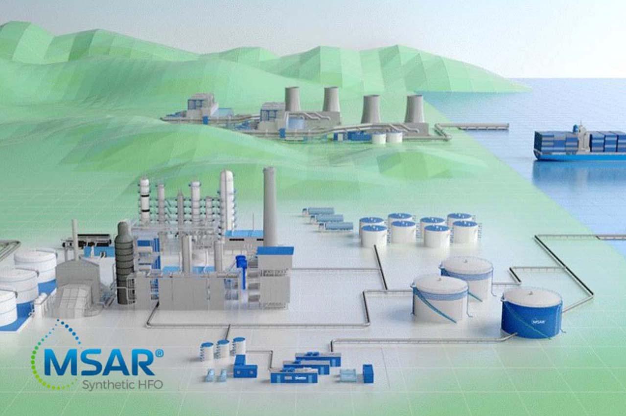 Quadrise Fuels enter MOU and pilot test programme for MSAR fuel