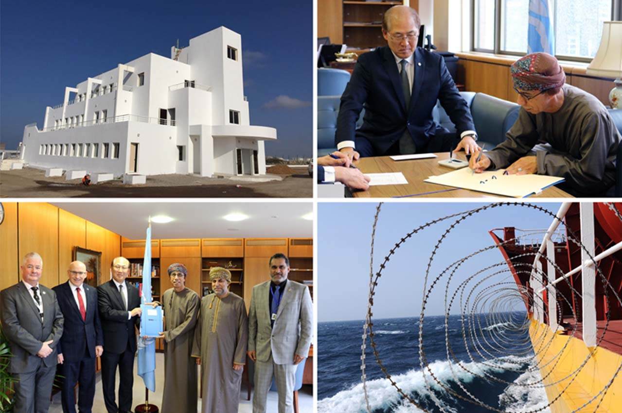 Oman signs Jeddah Amendment on illicit maritime activity