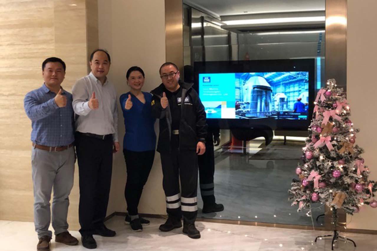Yara Marine starts Shanghai office, markets scrubber systems