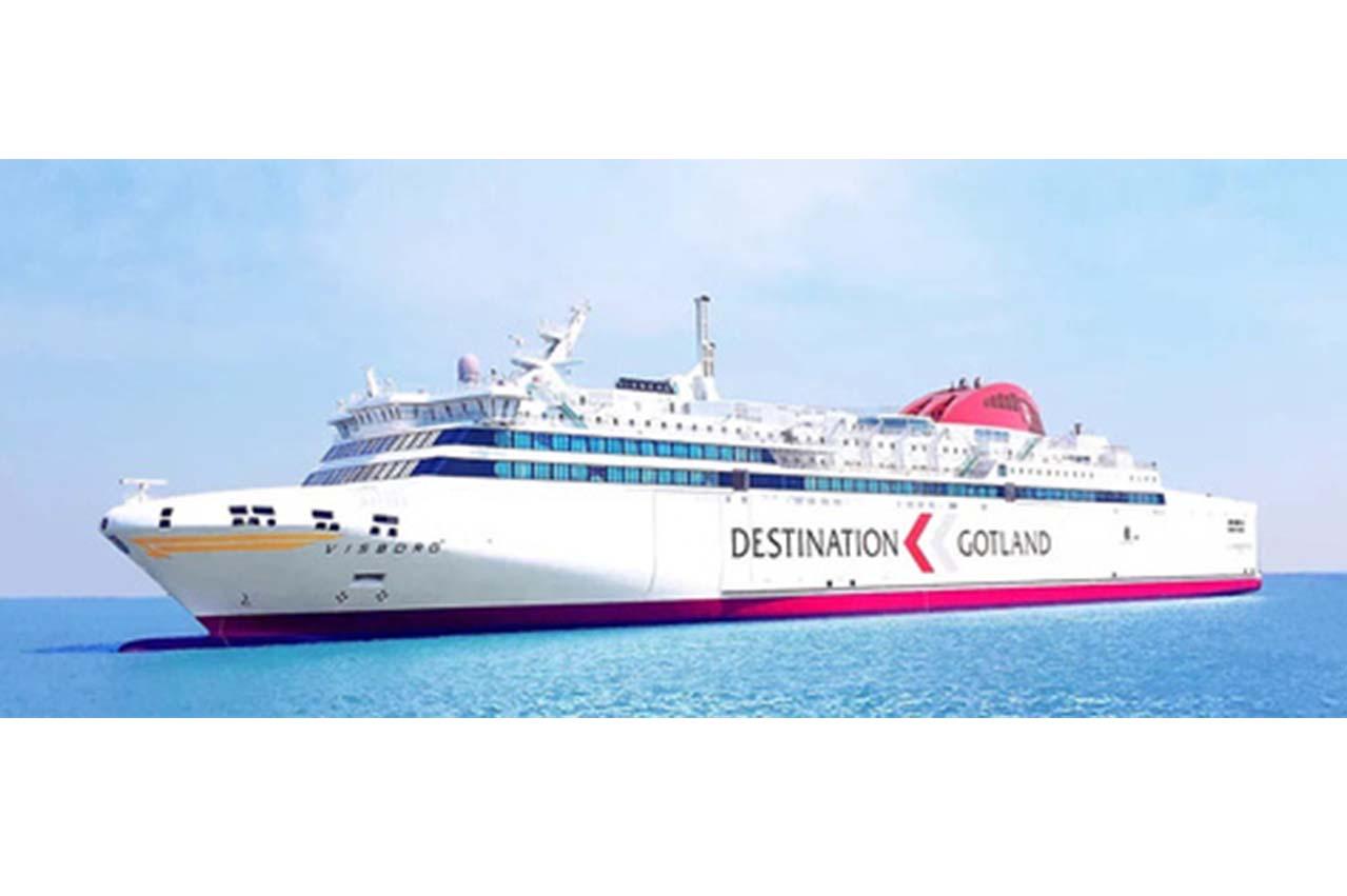 "LNG-fuelled ""MV Visborg"" delivered from Chinese shipyard"