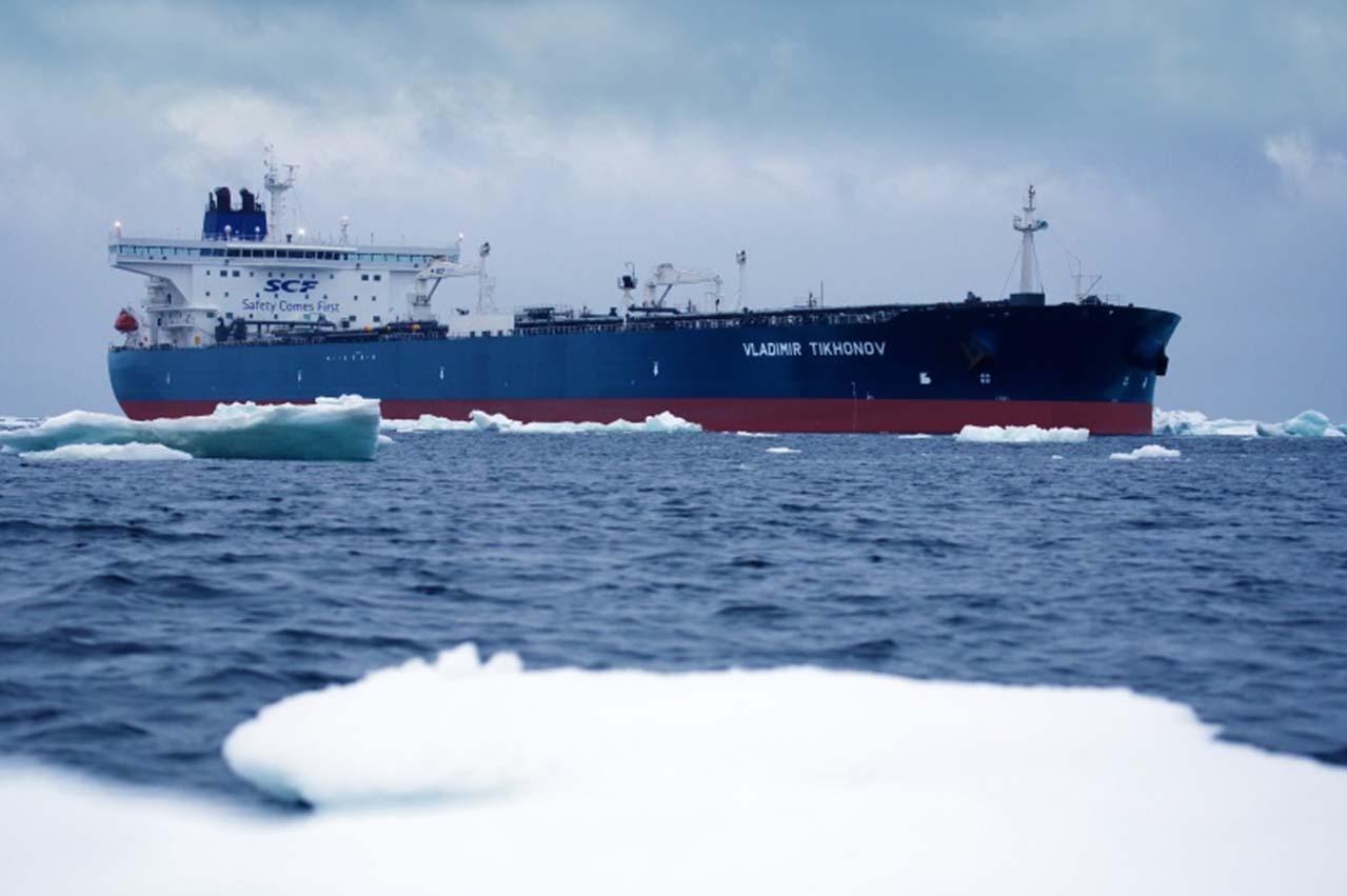 Sovcomflot orders LNG fuelled newbuilding for Novatek charter