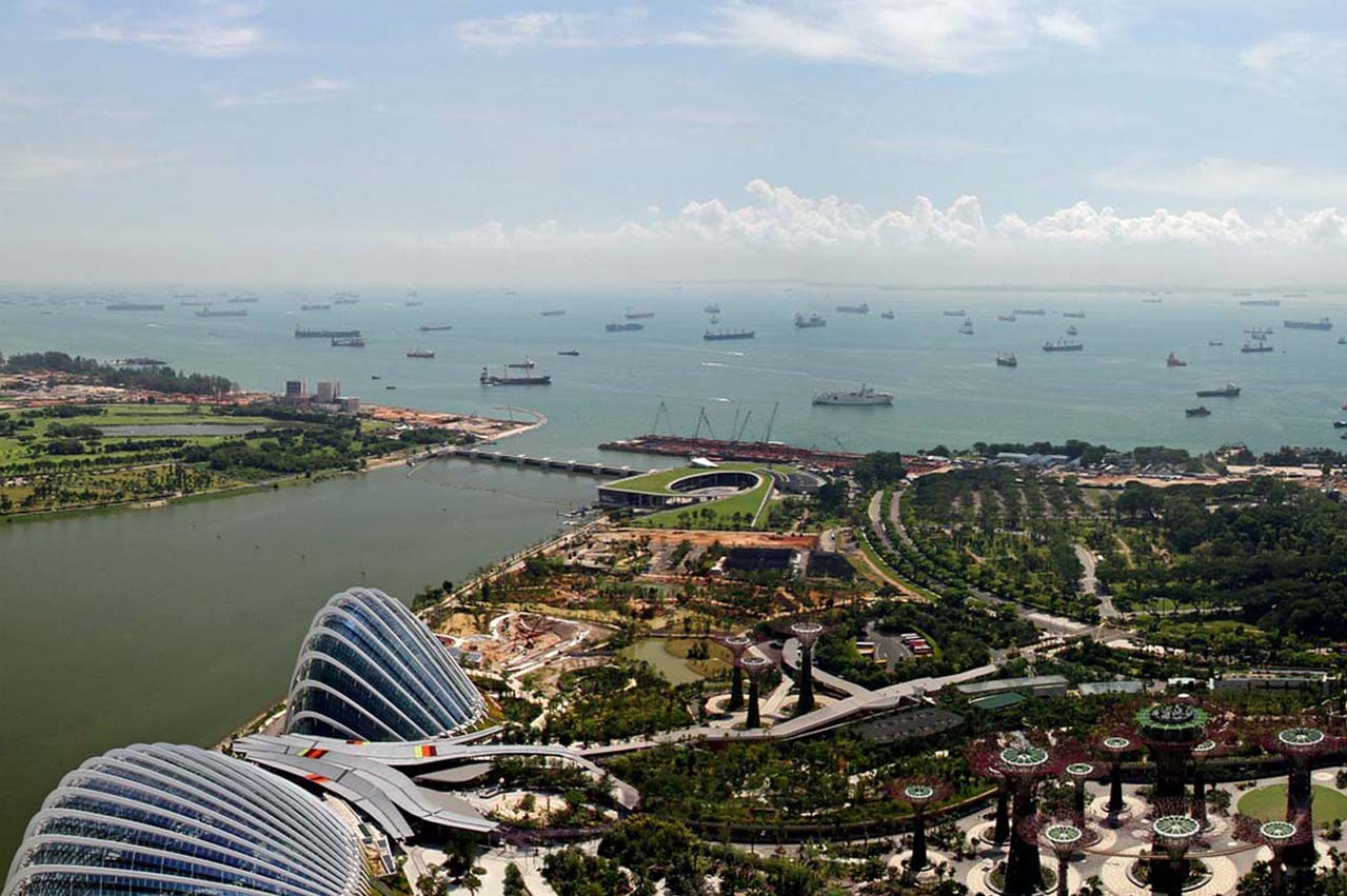 FOBAS Alert: Off spec sediment bunker fuel oil from Singapore