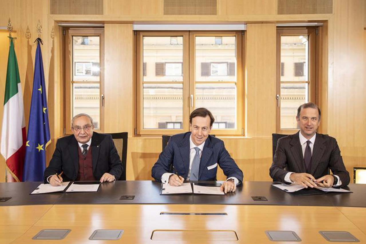 Italy: Trio enter plan to develop sustainable maritime industry