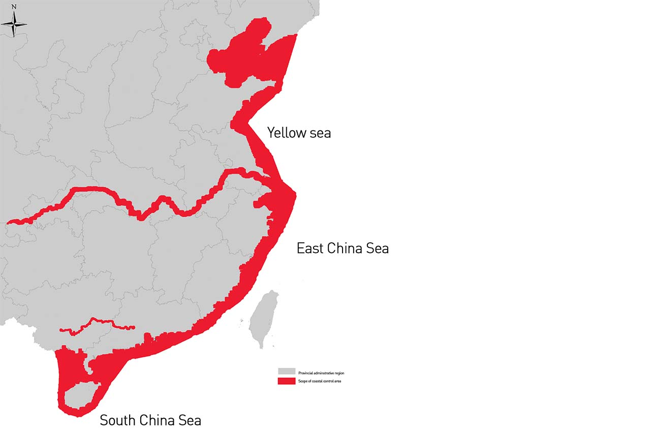 Skuld: Part of China ECAs has banned scrubber wash water discharge