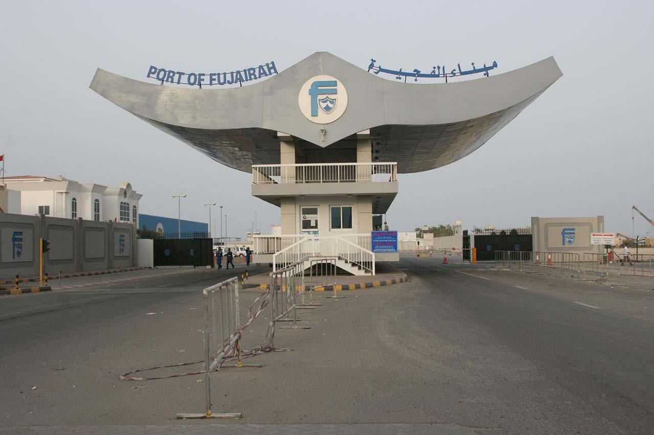 Port of Fujairah prohibits open-loop scrubber wash water discharge