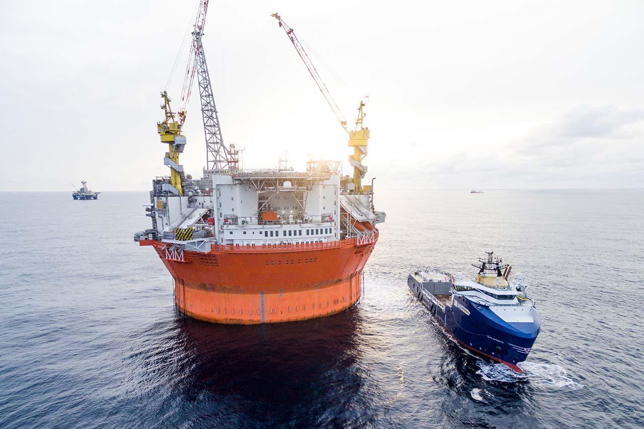 "LNG-fuelled PSV ""Stril Barents"" completes cold ironing upgrade"