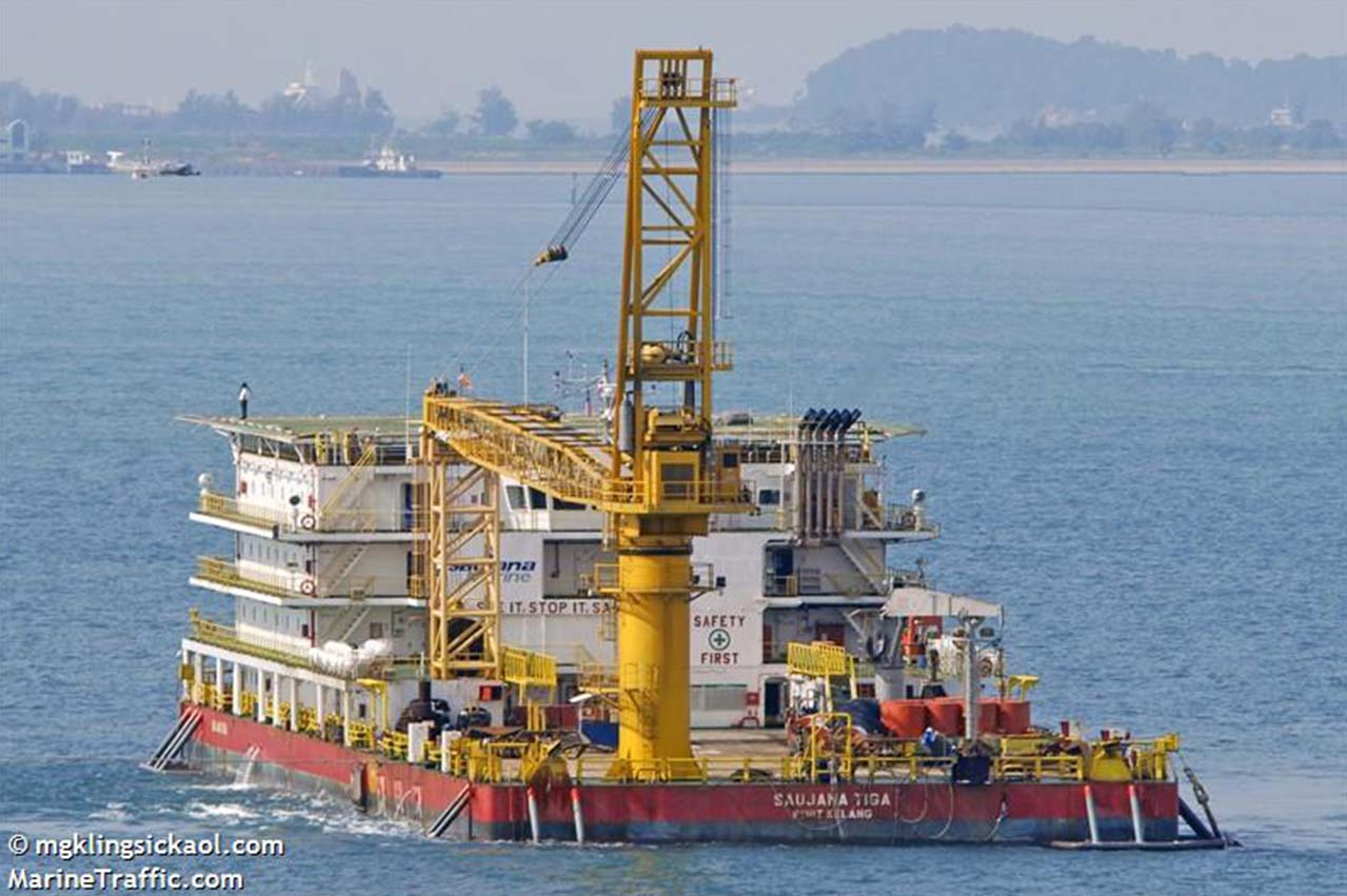 Malaysia: MMEA detains two vessels over alleged illegal oil transfer