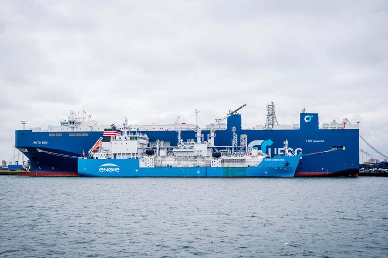 Gas4Sea enters into LNG bunker supply contract with Equinor
