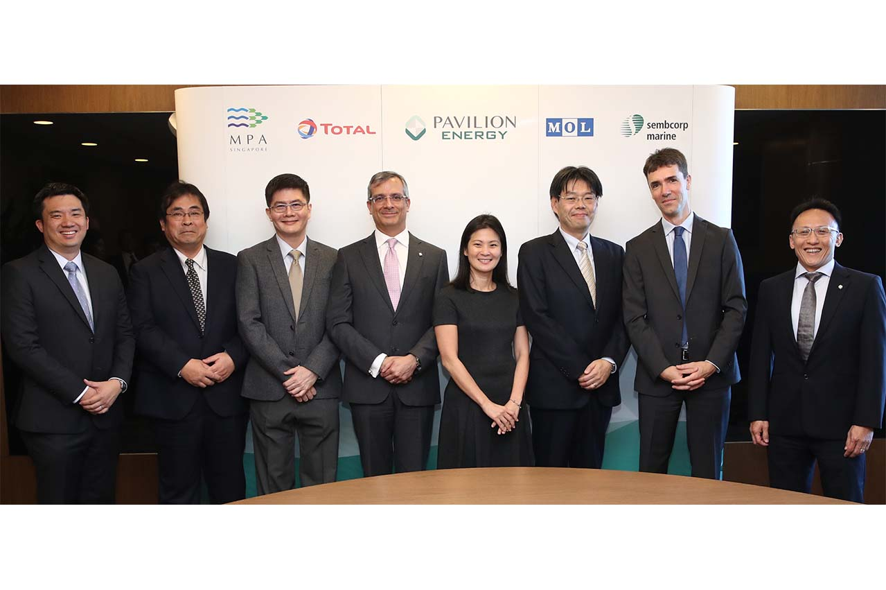 Sinanju Tankers expands bunkering ops into LNG marine fuels sector