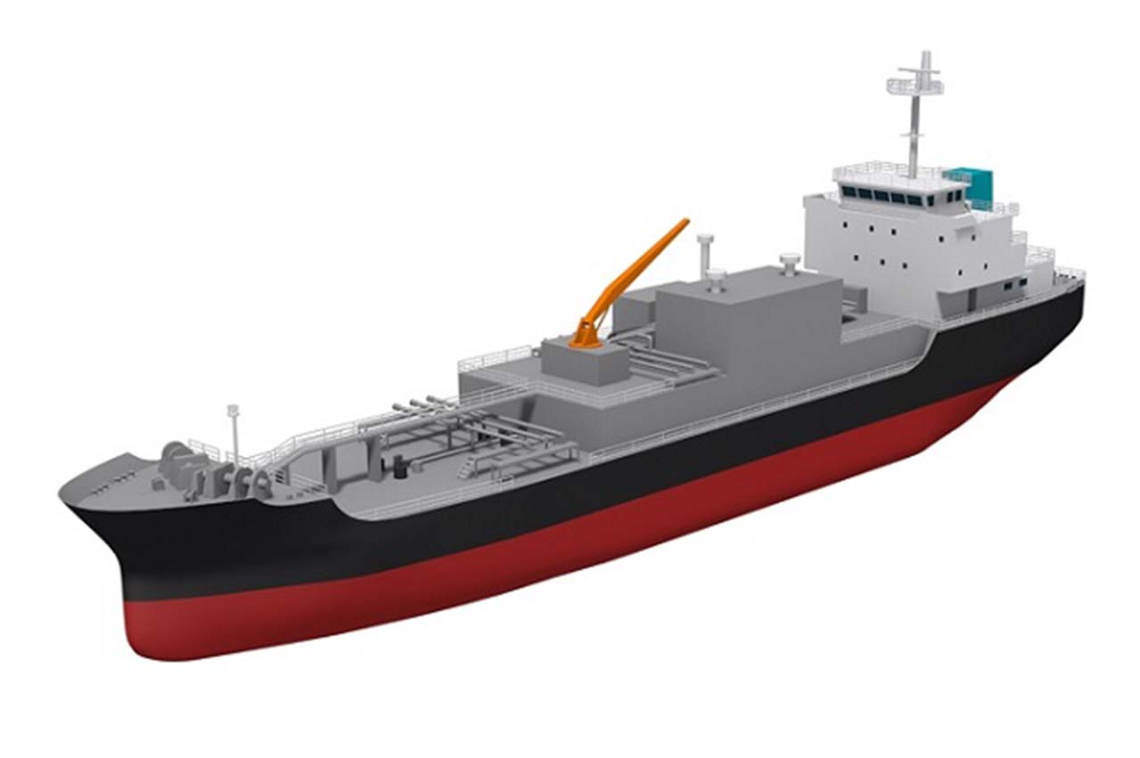 Japan: JMU receives order for multi-fuel capable bunker tanker