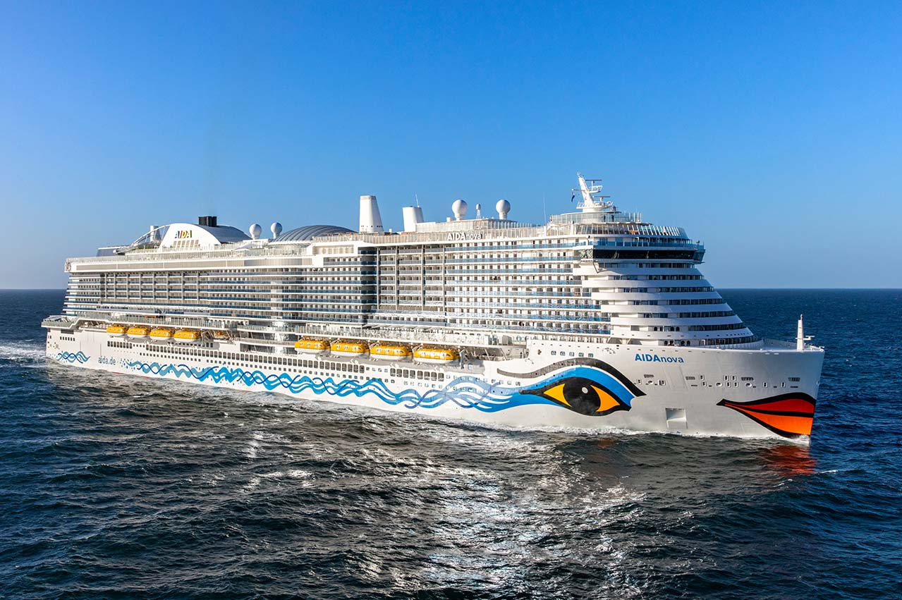 KfW IPEX-Bank finances third LNG-powered ship for AIDA Cruises