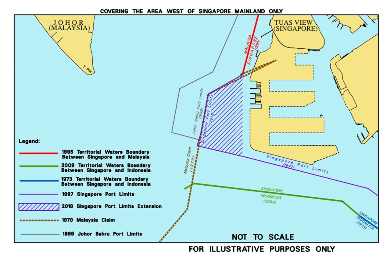 Singapore/Malaysia: Territorial waters solution could come soon