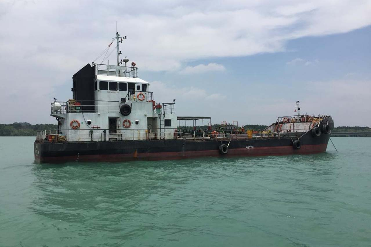 Malaysia: MMEA Johor detains unidentified tanker in local waters