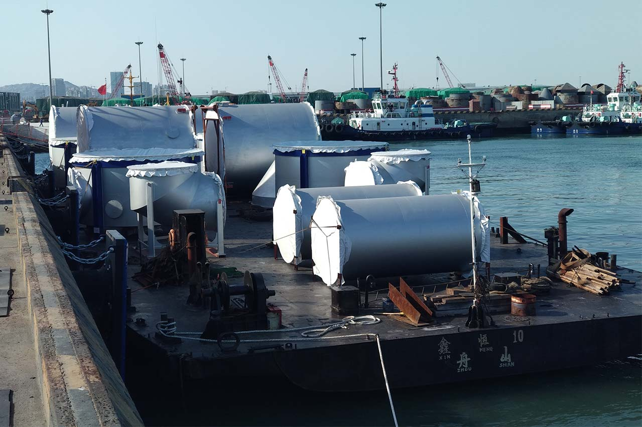 Chinese firm selects Alfa Laval scrubbers and services for 31 vessels