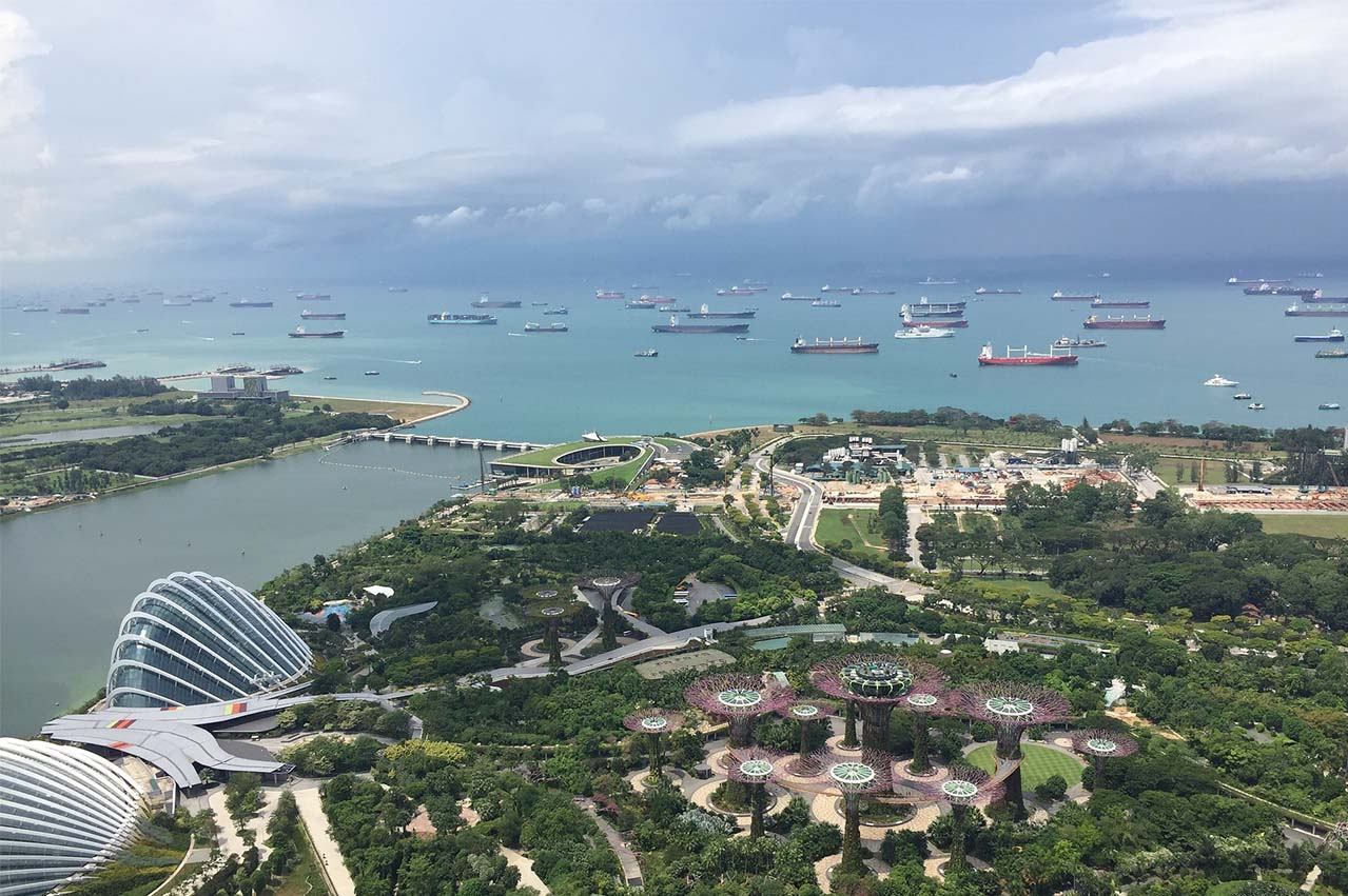 SMW 2019: Singapore tops 'Leading Maritime Capitals of the World' list